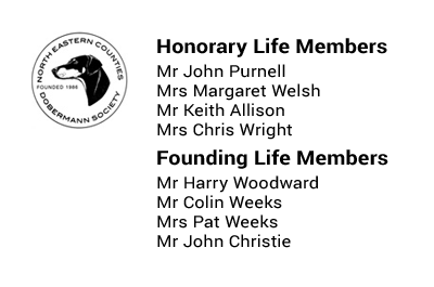NECDS Honorary Life Members